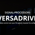 Wharfadale-pro VersaDrive Series のご紹介 vol.4【DSP Processor Editor】