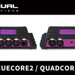 【Visual Productions】『QUADCORE』4-universeソリッドステートコントローラー!!!