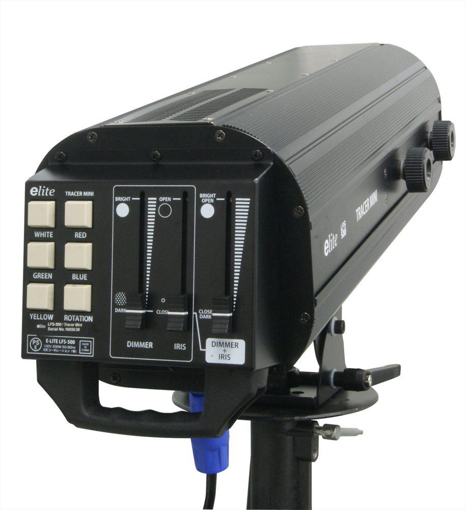 【e-lite/LFS-500】バックパネル