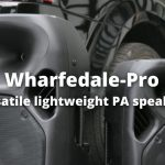 Wharfedale-pro マルチポータブルスピーカーTitanシリーズ Vol.2      【マルチアングル壁掛け金具について】