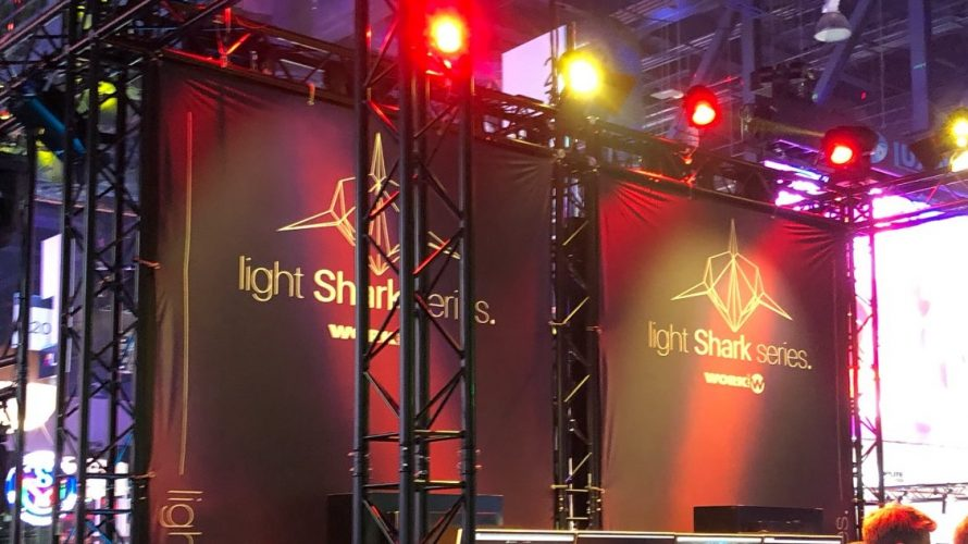 【WORK PRO】lightShark series最新フィクスチャーライブラリのダウンロード方法