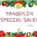 【PANGOLIN】セール!セール!セール情報!!!【LASER】