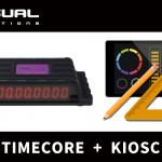 "【VISUAL PRODUCTINOS】「KIOSC」活用法 ""TIMECODEツールボックス"""