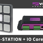 【Visual Productions】B-Station/IO CORE2でプロジェクターの電源の入り切りをやってみよう