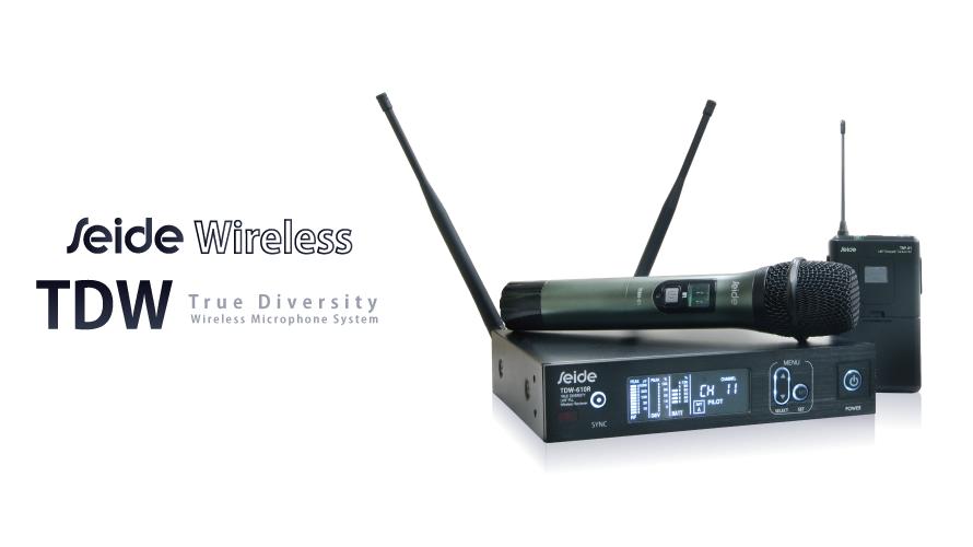 【seide Wireless】YouTube配信!?密かに活用されるワイヤレスマイク!現場レポート