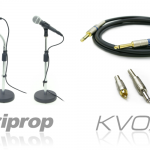 【Triprop】【KVOX】スタンド、コネクター、  ケーブル各種入荷しました!