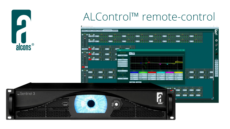 【Alcons Audio】「ALControl」のご紹介 vol.4