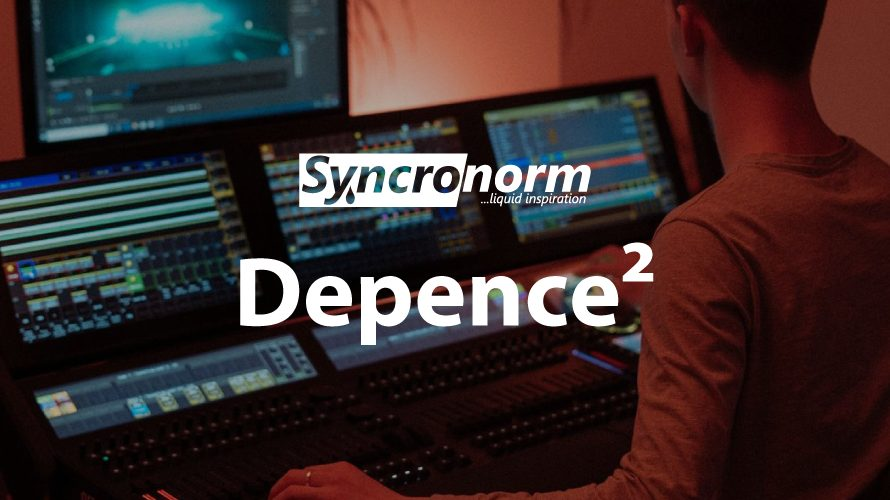 【Syncronorm】Depence²導入編