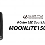 【SILVERSTAR】 新型LEDスポット MOONLITE150HEXの紹介&10月決算セール情報【EK PRO ZERO88】