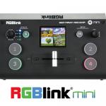 【RGBlink】HDMI4入力1出力映像配信スイッチャーが入荷しました!