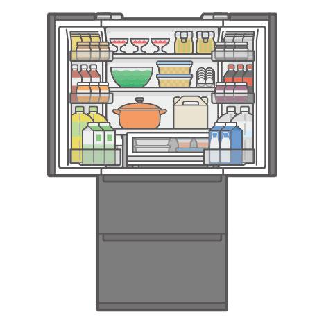 これは冷蔵庫カバーですか?いいえ、スピーカーカバーです。