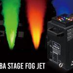 【Antari】LED搭載のエフェクトジェットフォグ 【M-7X RGBA】登場