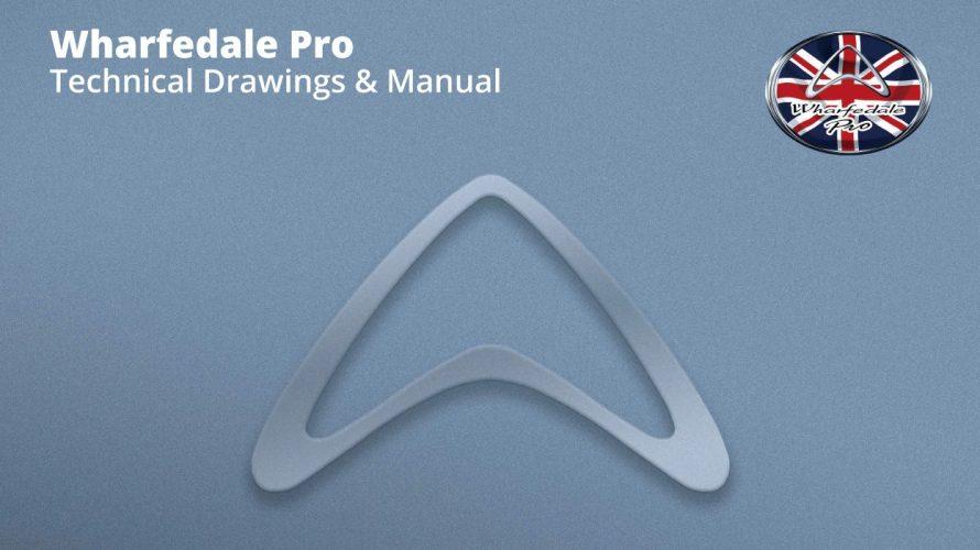 Wharfedale Pro ダウンロードページができました。