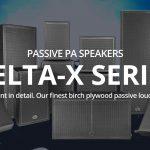 【Wharfedale Pro】価格改定したDELTA-Xシリーズご紹介します!