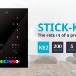 シンプルなDMXスタンドアローンコントローラーnicolaudie【STICK-KE2】のご紹介