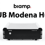 Biamp ワイヤレスプレゼンテーションシステム 【HUB Modena Hub】のご紹介